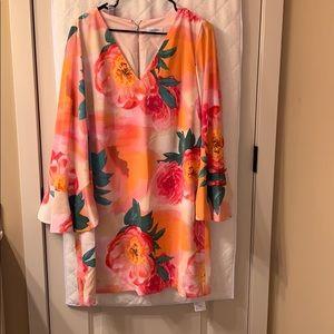 Calvin Klein NWT floral dress 14